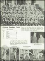 1956 McBride High School Yearbook Page 44 & 45