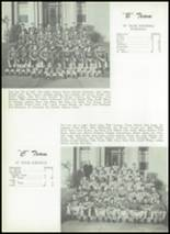 1956 McBride High School Yearbook Page 46 & 47