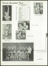 1956 McBride High School Yearbook Page 48 & 49