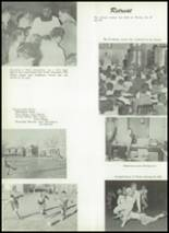 1956 McBride High School Yearbook Page 52 & 53