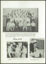 1956 McBride High School Yearbook Page 56 & 57