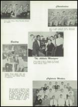 1956 McBride High School Yearbook Page 60 & 61