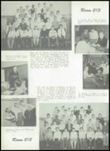 1956 McBride High School Yearbook Page 62 & 63