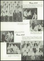 1956 McBride High School Yearbook Page 64 & 65