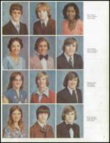 1977 Bigelow High School Yearbook Page 20 & 21