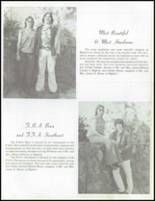 1977 Bigelow High School Yearbook Page 42 & 43