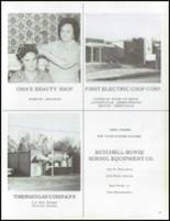 1977 Bigelow High School Yearbook Page 86 & 87