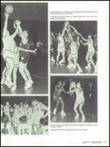 1993 Miami Sunset High School Yearbook Page 76 & 77