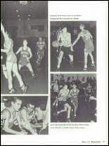 1993 Miami Sunset High School Yearbook Page 80 & 81