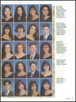 1993 Miami Sunset High School Yearbook Page 176 & 177