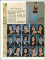 1993 Miami Sunset High School Yearbook Page 178 & 179