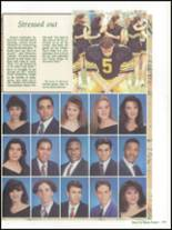 1993 Miami Sunset High School Yearbook Page 182 & 183