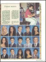 1993 Miami Sunset High School Yearbook Page 190 & 191