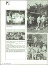 1993 Miami Sunset High School Yearbook Page 294 & 295