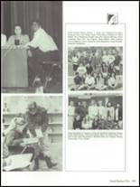 1993 Miami Sunset High School Yearbook Page 302 & 303