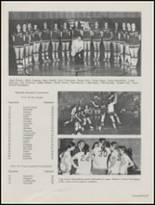 1975 Cleveland High School Yearbook Page 34 & 35