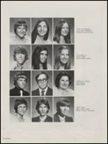 1975 Cleveland High School Yearbook Page 72 & 73