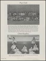 1975 Cleveland High School Yearbook Page 124 & 125