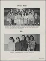 1975 Cleveland High School Yearbook Page 126 & 127