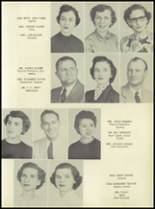 1956 Lewisville High School Yearbook Page 10 & 11