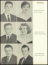 1956 Lewisville High School Yearbook Page 18 & 19