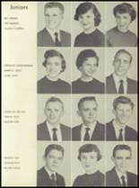 1956 Lewisville High School Yearbook Page 26 & 27