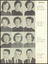 1956 Lewisville High School Yearbook Page 28 & 29