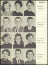 1956 Lewisville High School Yearbook Page 30 & 31