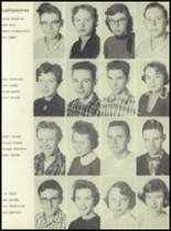1956 Lewisville High School Yearbook Page 32 & 33