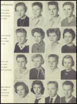 1956 Lewisville High School Yearbook Page 34 & 35