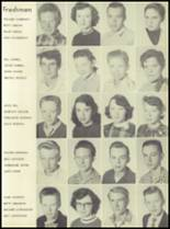 1956 Lewisville High School Yearbook Page 38 & 39