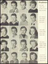 1956 Lewisville High School Yearbook Page 40 & 41
