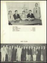1956 Lewisville High School Yearbook Page 46 & 47