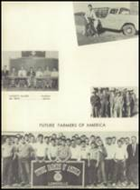 1956 Lewisville High School Yearbook Page 48 & 49