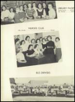 1956 Lewisville High School Yearbook Page 54 & 55