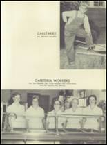 1956 Lewisville High School Yearbook Page 56 & 57