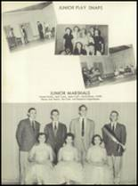 1956 Lewisville High School Yearbook Page 58 & 59