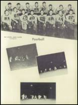 1956 Lewisville High School Yearbook Page 60 & 61