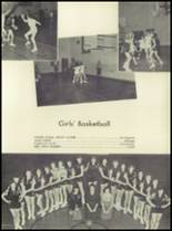 1956 Lewisville High School Yearbook Page 62 & 63