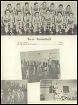 1956 Lewisville High School Yearbook Page 64 & 65