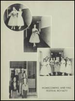 1956 Lewisville High School Yearbook Page 76 & 77