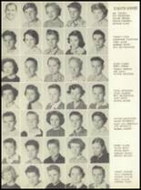1956 Lewisville High School Yearbook Page 78 & 79