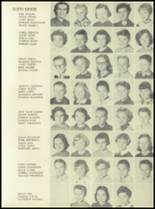 1956 Lewisville High School Yearbook Page 80 & 81