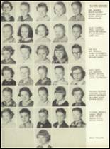 1956 Lewisville High School Yearbook Page 82 & 83
