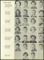 1956 Lewisville High School Yearbook Page 84 & 85