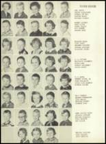 1956 Lewisville High School Yearbook Page 86 & 87