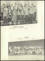 1956 Lewisville High School Yearbook Page 92 & 93