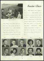 1945 Belleville Township High School Yearbook Page 22 & 23