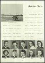 1945 Belleville Township High School Yearbook Page 24 & 25