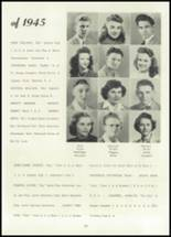 1945 Belleville Township High School Yearbook Page 26 & 27